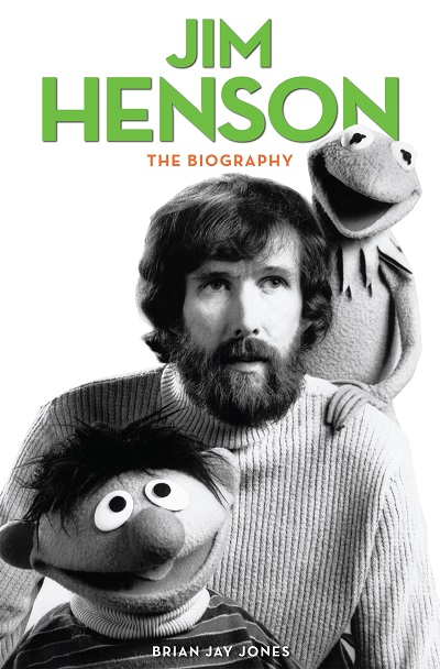 Jim henson the biography by brian jay jones book review for Cover jones motor company