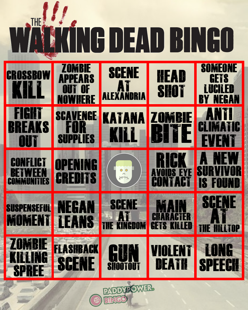 Bar of the Dead Online Bingo - Play Online for Free