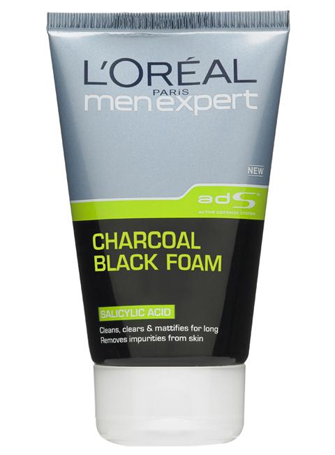 loreal men charcoal