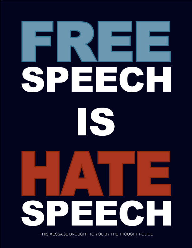 freedom of speech and why it 2018-7-18 the future of freedom of speech may depend more upon the people than upon  this may be the reason why congress is.