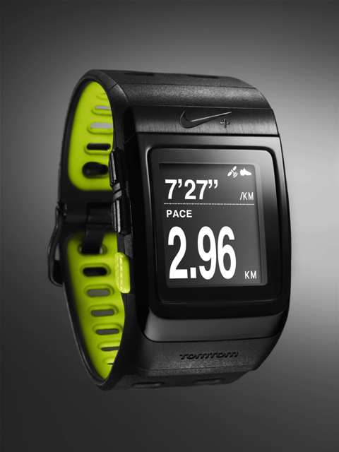 PRODUCT FEATURES. - GPS by TomTom + Nike+ Sensor: Run ...