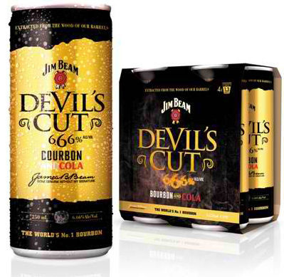 Win With Jim Beam Devil S Cut