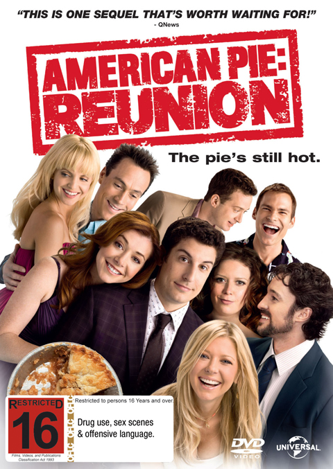 American Pie 9 American Pie Reunion Giveaway