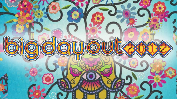 Big Day Out Ticket Giveaway