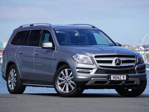 Mercedes-Benz GL 350 Limited Edition