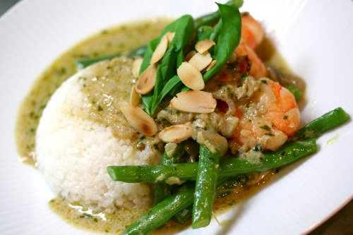 how to make green curry paste nz