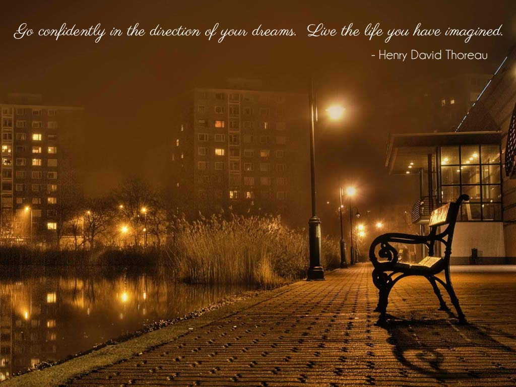 Live your dreams inspirational quotes zoroaster