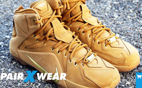 wholesale dealer 02b09 20347 ... on LeBron s latest  the Nike LeBron 12 EXT, which is the first  lifestyle pair from its generation. You ll need some stylish threads to  accompany these ...