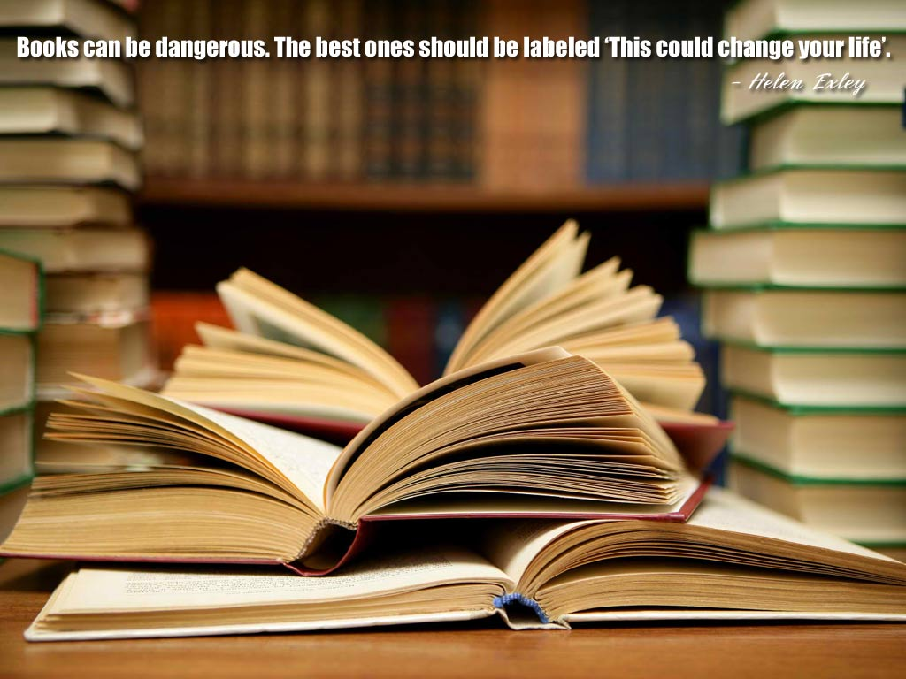 Books Can Be Dangerous The Best Ones Should Be Labeled This Could
