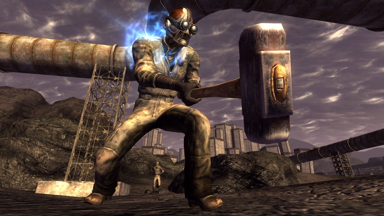 Fallout: New Vegas – Old World Blues DLC on