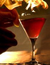Flaming Cocktail Recipes - New Zealand's Definitive Source of Cocktail Recipes